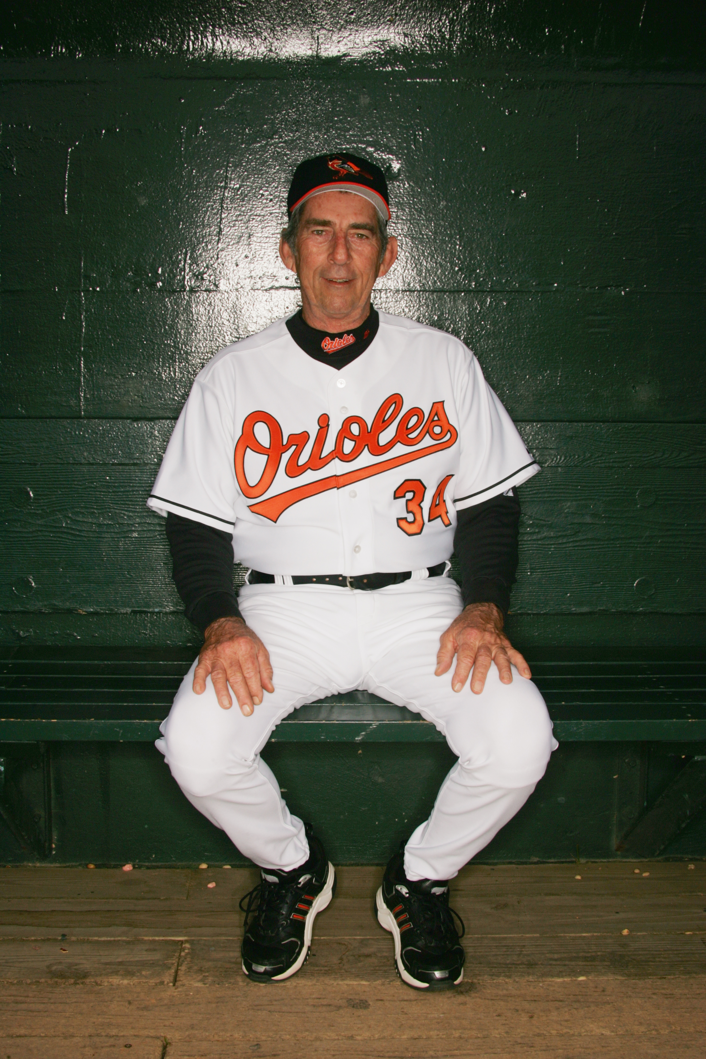 FORT LAUDERDALE, FL - FEBRUARY 28:  Ray Miller of the Baltimore Orioles poses for a portrait during Orioles Photo Day at Ft. Lauderdale Stadium on February 28, 2005 in Ft. Lauderdale, Florida.  (Photo by Ronald Martinez/Getty Images)