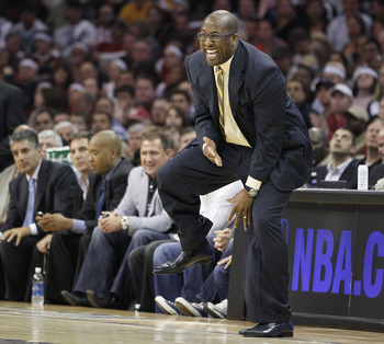 Mike Brown causing confusion.