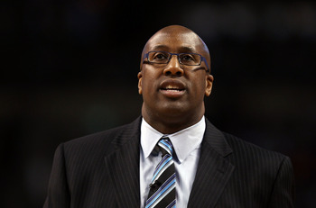 BOSTON - FEBRUARY 25:  Head coach Mike Brown of the Cleveland Cavaliers looks on during a time out in the first half against the Boston Celtics at the TD Garden on February 25, 2010 in Boston, Massachusetts.  NOTE TO USER: User expressly acknowledges and