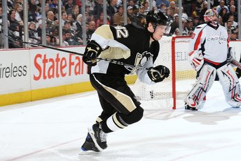 Johnson, 25, has already spent parts of two seasons with Pittsburgh. He is an unrestricted free agent.