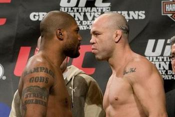 Ufc 130 Fight Card Quinton Rampage Jackson S Career Defining