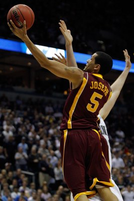 MILWAUKEE - MARCH 19:  Devoe Joseph #5 of the Minnesota Golden Gophers shoots the ball against the Xavier Musketeers during the first round of the 2010 NCAA men's basketball tournament at the Bradley Center on March 19, 2010 in Milwaukee, Wisconsin.  (Pho