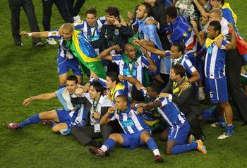 Porto: 2011 Europe League Champions