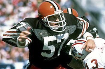 best service 37975 c899d Cleveland Browns: 4 Biggest Hall of Fame Snubs in Team ...