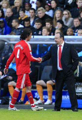 Aquilani and Benitez: Risky Business