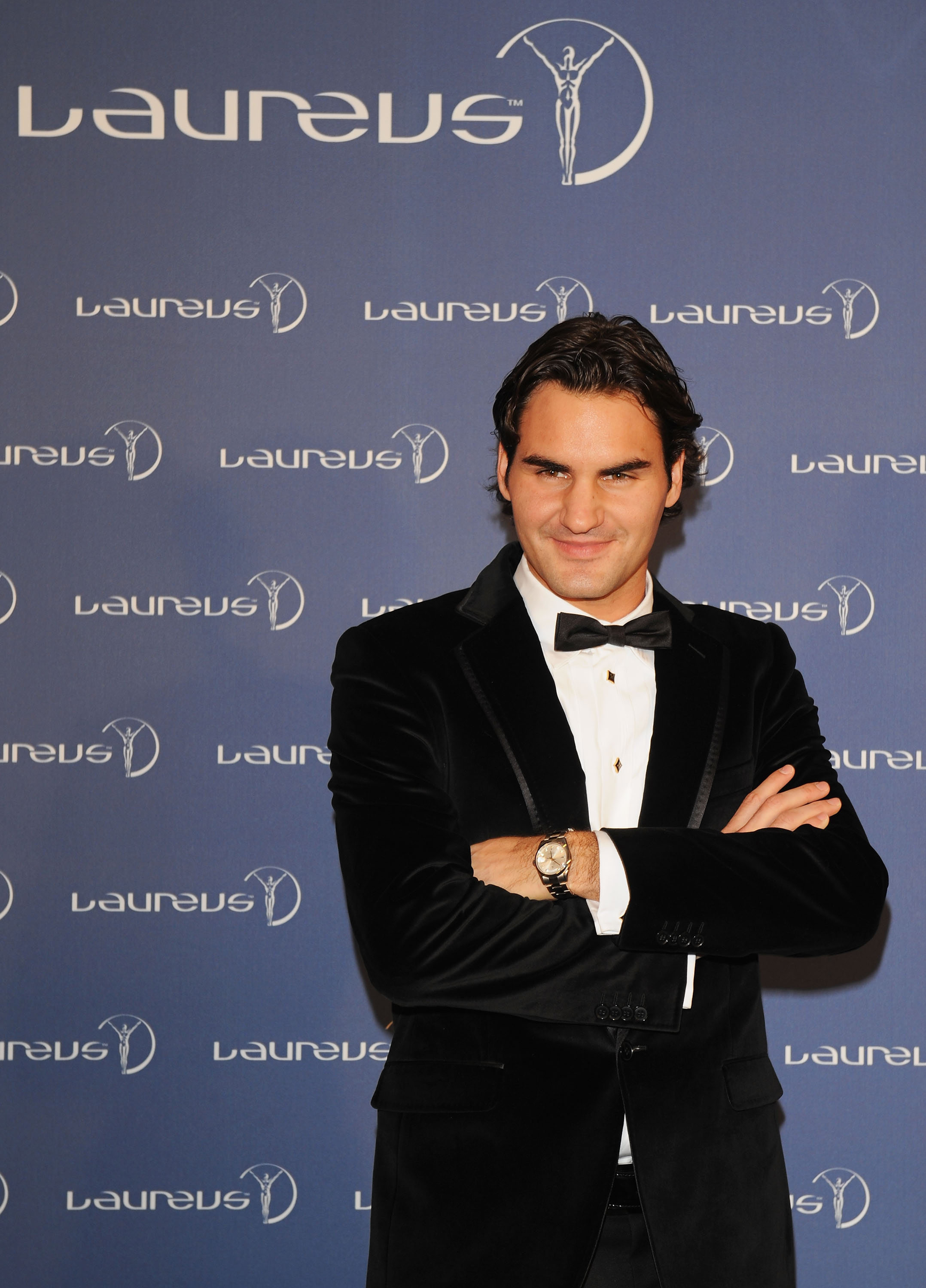 Roger Federer loves making a fashion statement