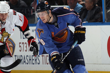 Atlanta Thrashers  The Jerseys the NHL Would ve Been Better off Without ed0106677