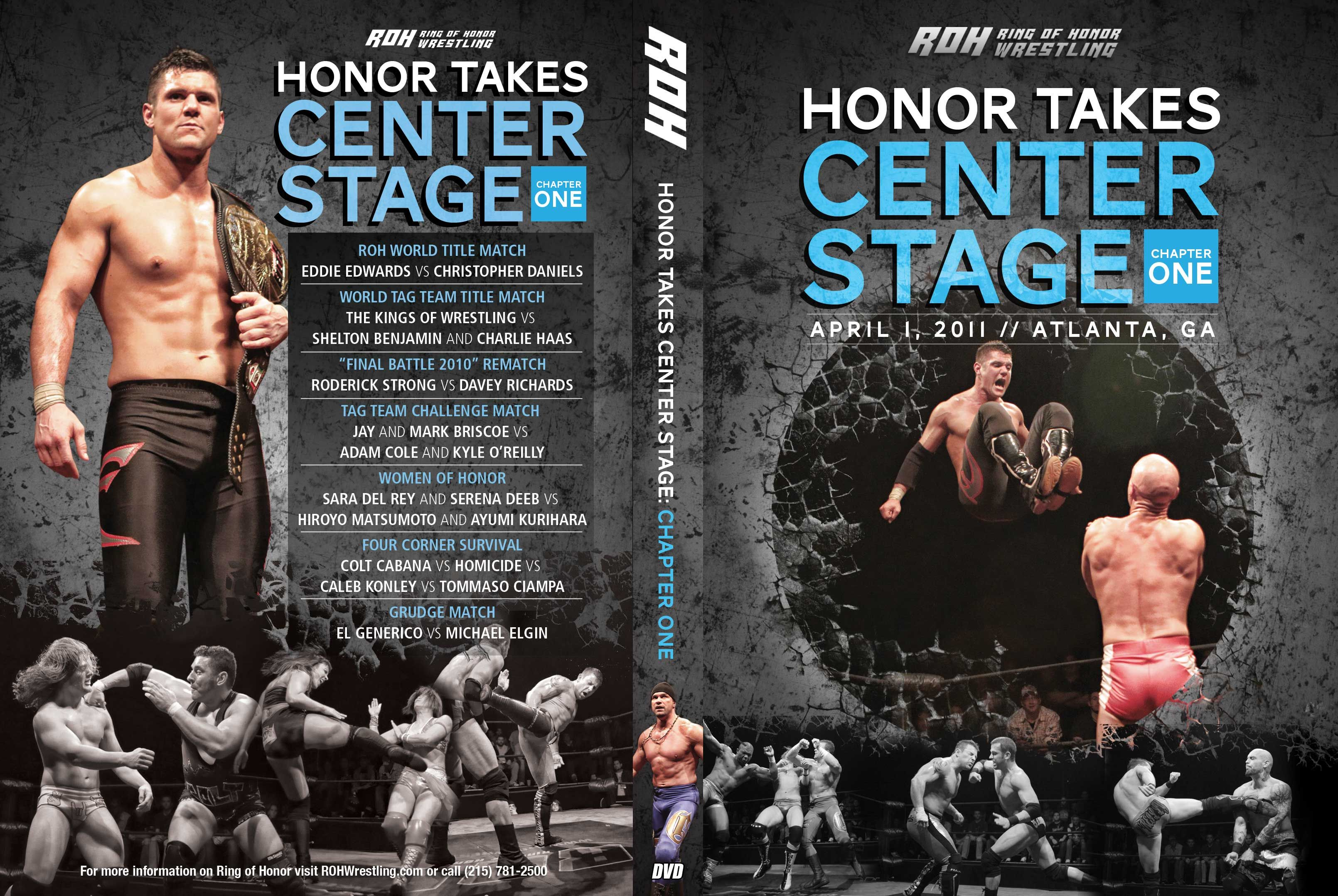 05fd6715 ROH Rewind Review Part 1: Honor Takes Center Stage Chapter 1 ...