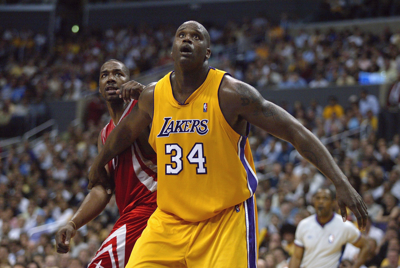 生涯19年,歐尼爾被迫換了5次號碼,只有1年穿的是最喜歡的號碼!-Haters-黑特籃球NBA新聞影音圖片分享社區