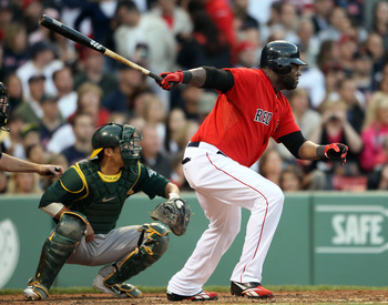 David Ortiz is one of 10 active players with at least 350 home runs.