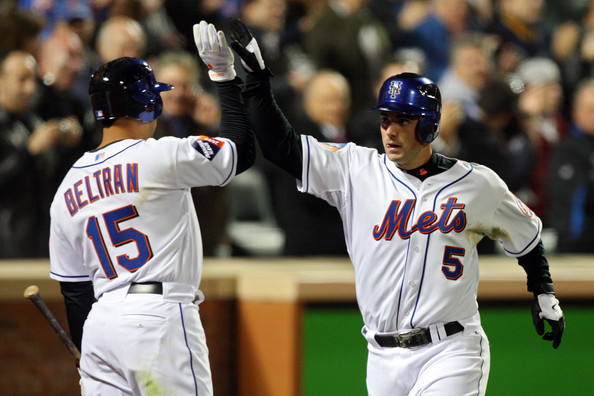 Can both Wright and Beltran be dealt?