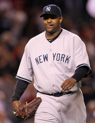 ANAHEIM, CA - JUNE 04:  Winning pitcher CC Sabathia #52 comes out of the game with two outs in the ninth inning against the Los Angeles Angels of Anaheim on June 4, 2011 at Angel Stadium in Anaheim, California.  The Yankees won 3-2.  (Photo by Stephen Dun