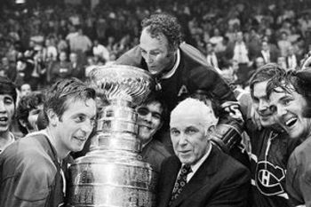 The 1971 Stanley Cup Champions.