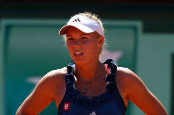 It will take a big change in Caroline Wozniacki's game in order to win a grand slam.