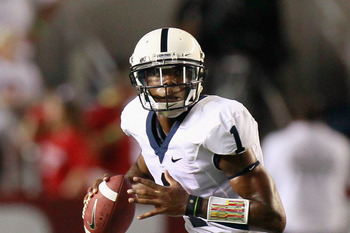 Will Rob Bolden be in a Penn State uniform in 2011?