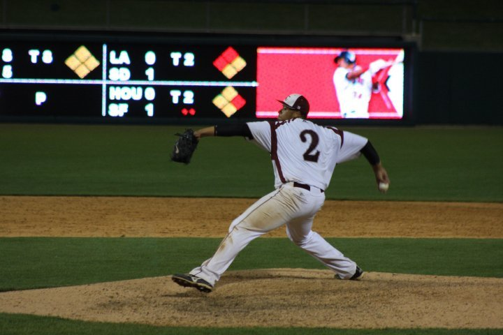 Dillon Howard the Indians second round pick in the 2011 MLB Draft
