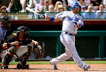SCOTTSDALE, AZ - MARCH 18:  Rafael Furcal #15 of the Los Angeles Dodgers plays against the San Francisco Giants during the baseball game at Scottsdale Stadium on March 18, 2011 in Scottsdale, Arizona.  (Photo by Kevork Djansezian/Getty Images)