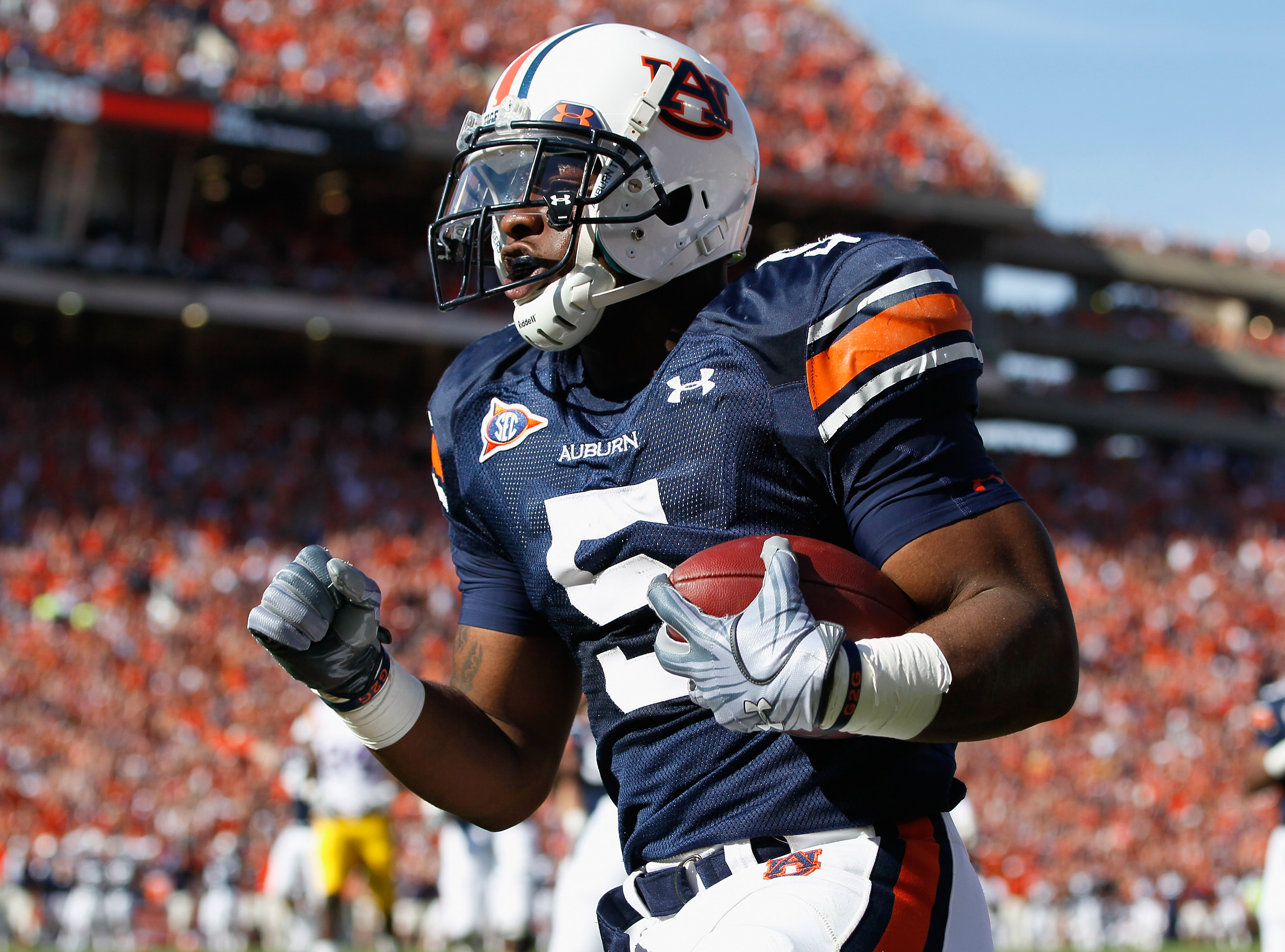 Dyer gives Auburn more than a punchers chance. Still it will be tough to come close to last year's successes.