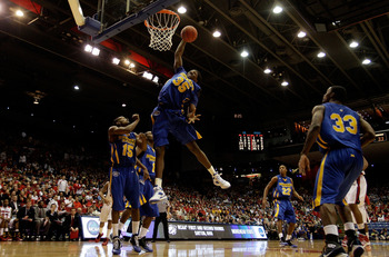 The NBA Draft features many players like Kenneth Faried who provide highlight dunks.
