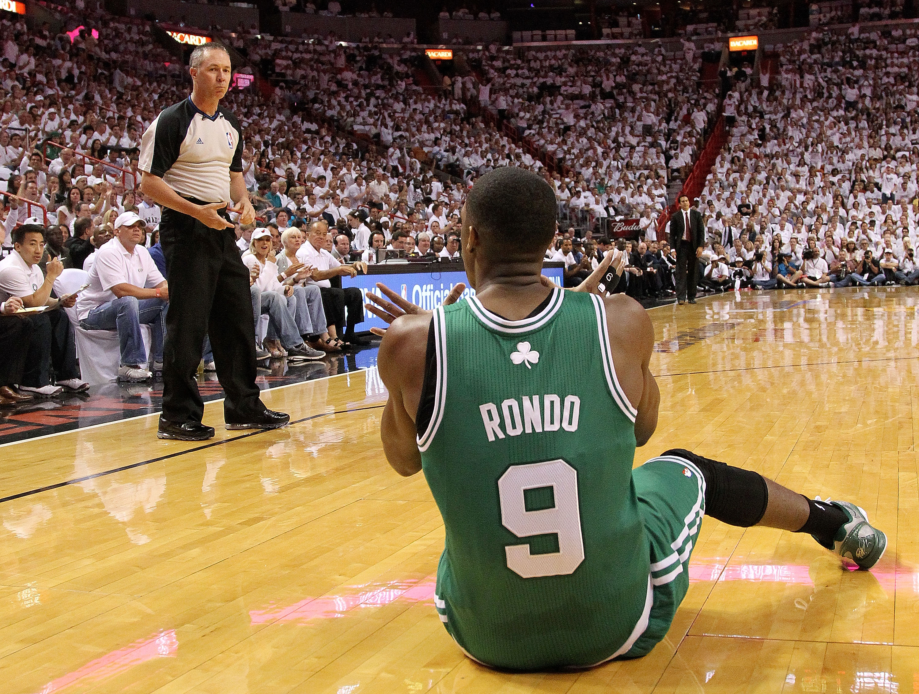 Rajon Rondo was picked #21 by the Suns in the 2006 NBA Draft