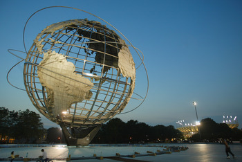 Flushing, Queens (Home of the 1964 World's Fair)