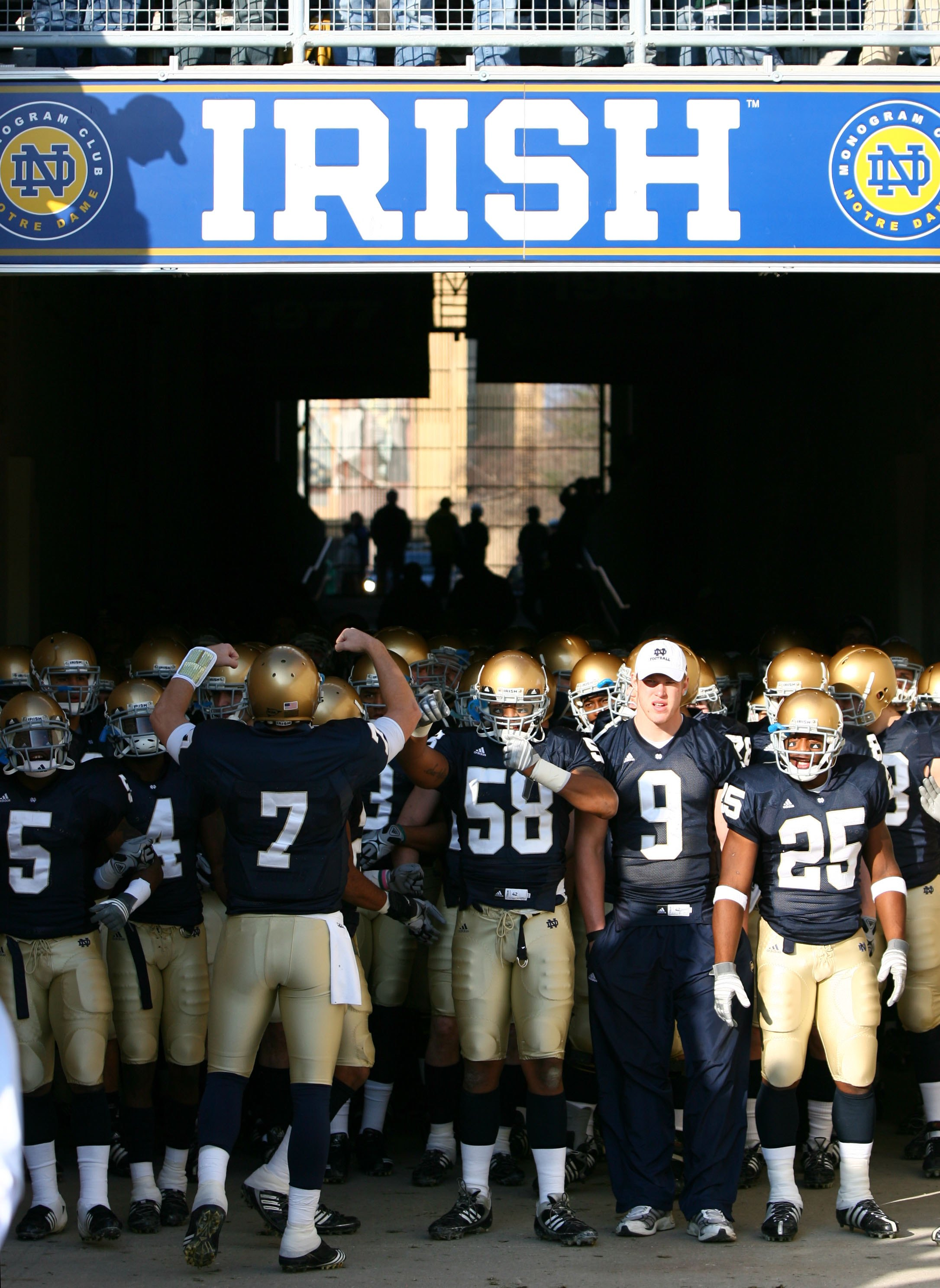 Notre Dame Football Jimmy Clausen And The 10 Best Players Of The Past Decade Bleacher Report Latest News Videos And Highlights