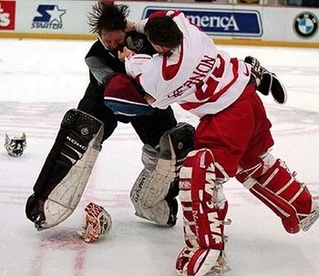 Goalie Fight on Ice is a horse I could get behind