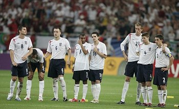 England, now there's a side that NEVER underperforms. Oh, wait.