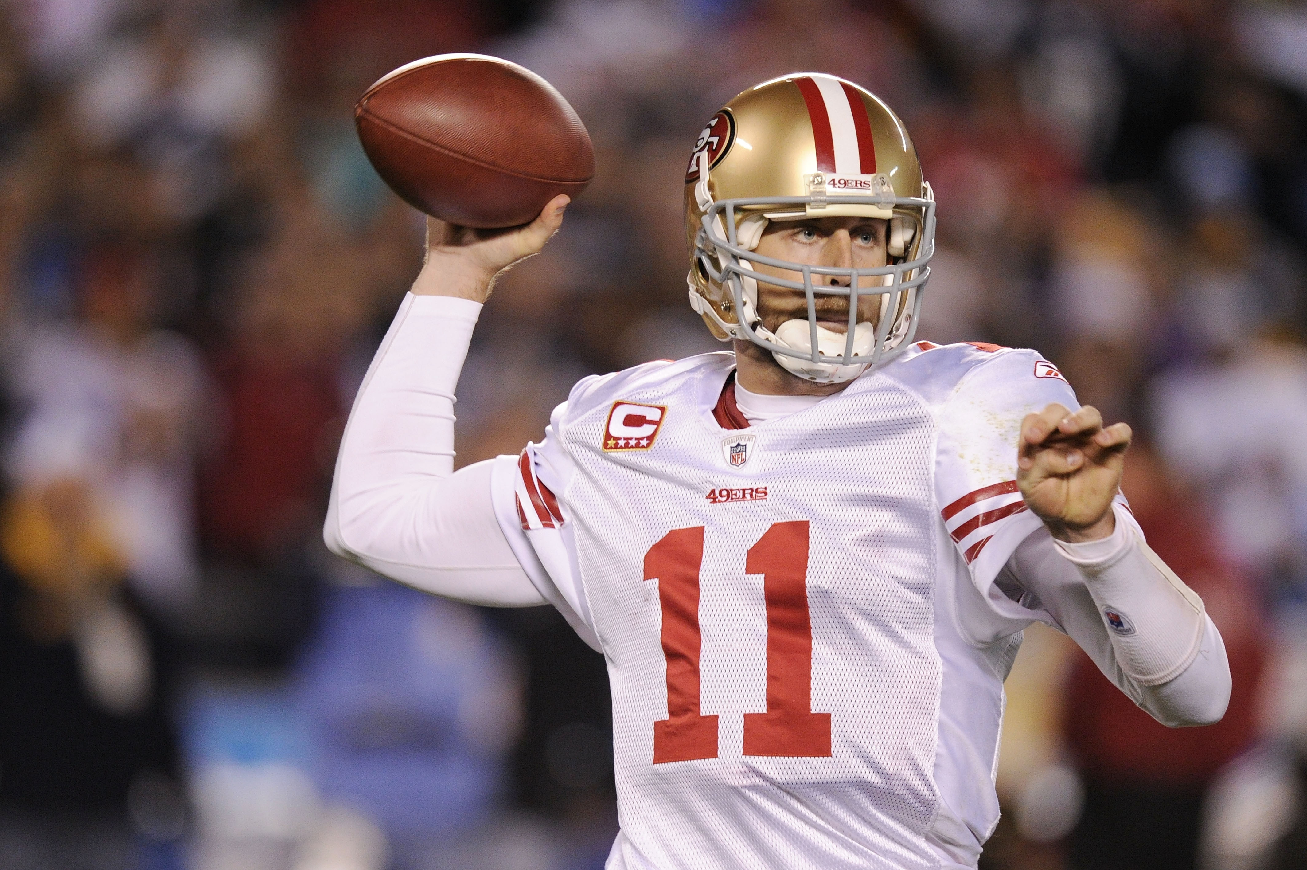 Alex Smith & the 10 Most Disappointing San Francisco 49ers in ...