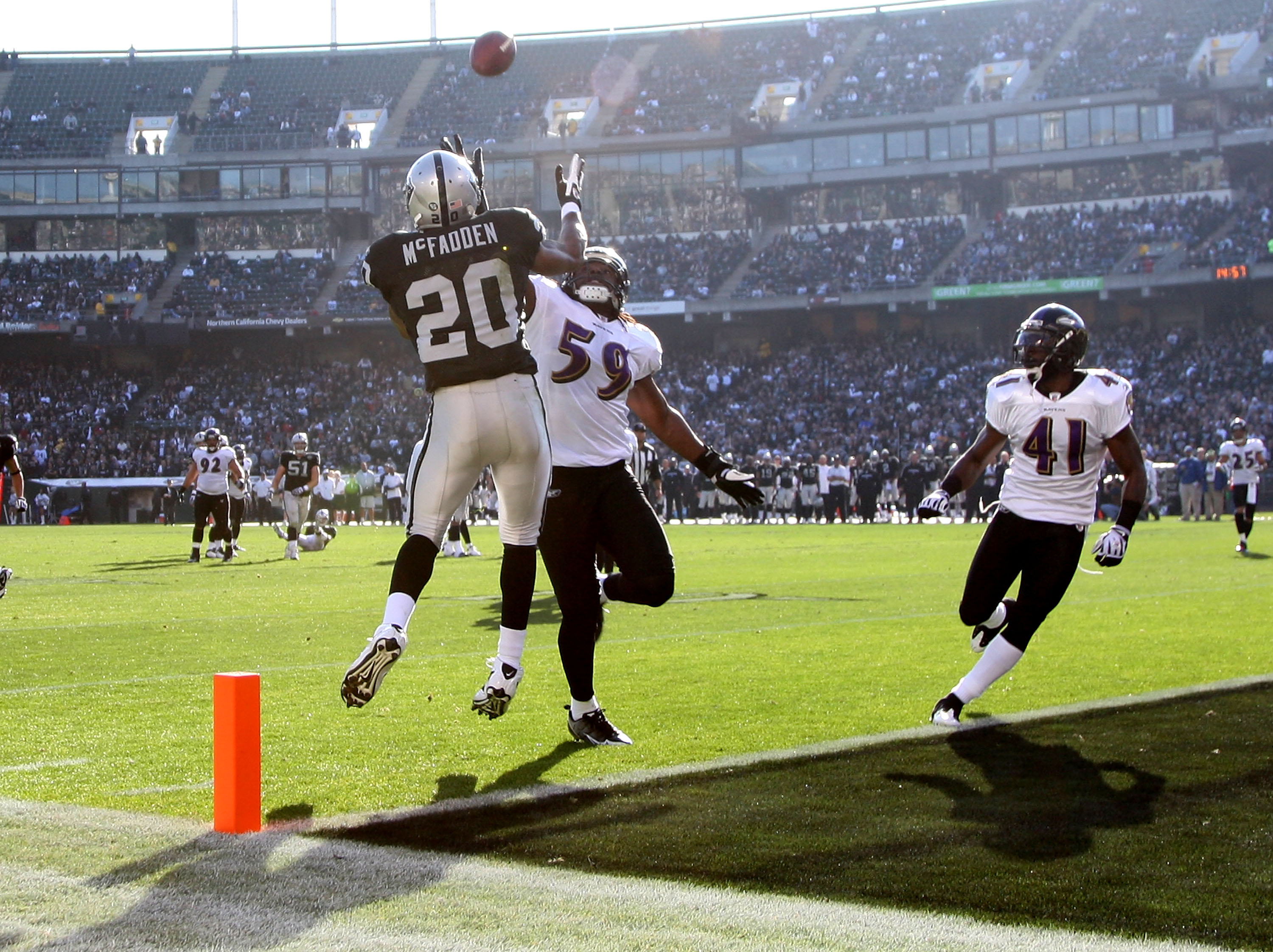"""Darren McFadden has the potential to be """"The New Marshall Faulk."""""""