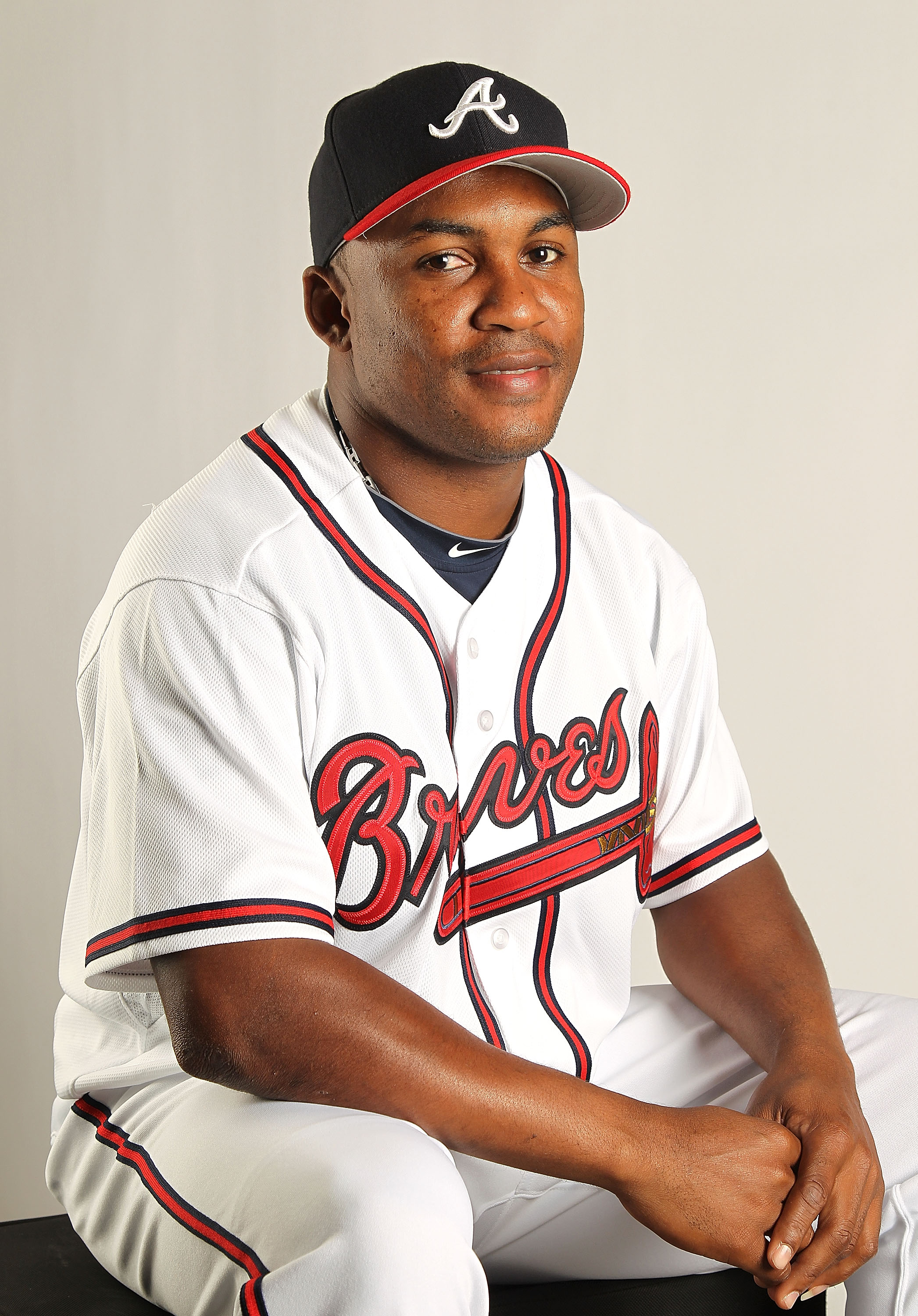 LAKE BUENA VISTA, FL - FEBRUARY 21: Jose Constanza #78 of the Atlanta Braves during Photo Day at  Champion Stadium at ESPN Wide World of Sports of Complex on February 21, 2011 in Lake Buena Vista, Florida. (Photo by Mike Ehrmann/Getty Images)