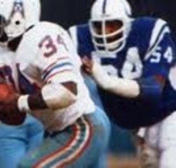 Oilers RB Earl Campbell