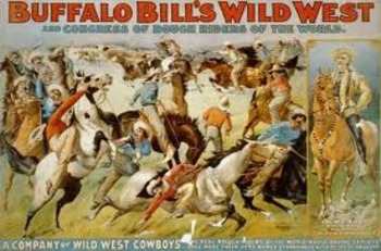 "Few pro football teams have been named for an actual person. ""Buffalo Bill"" Cody became famous for his ""Buffalo Bill's Wild West Show"" he organized with cowboy themes and actual Indian chiefs."