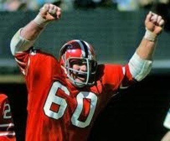 Falcons great LB Tommy Nobis