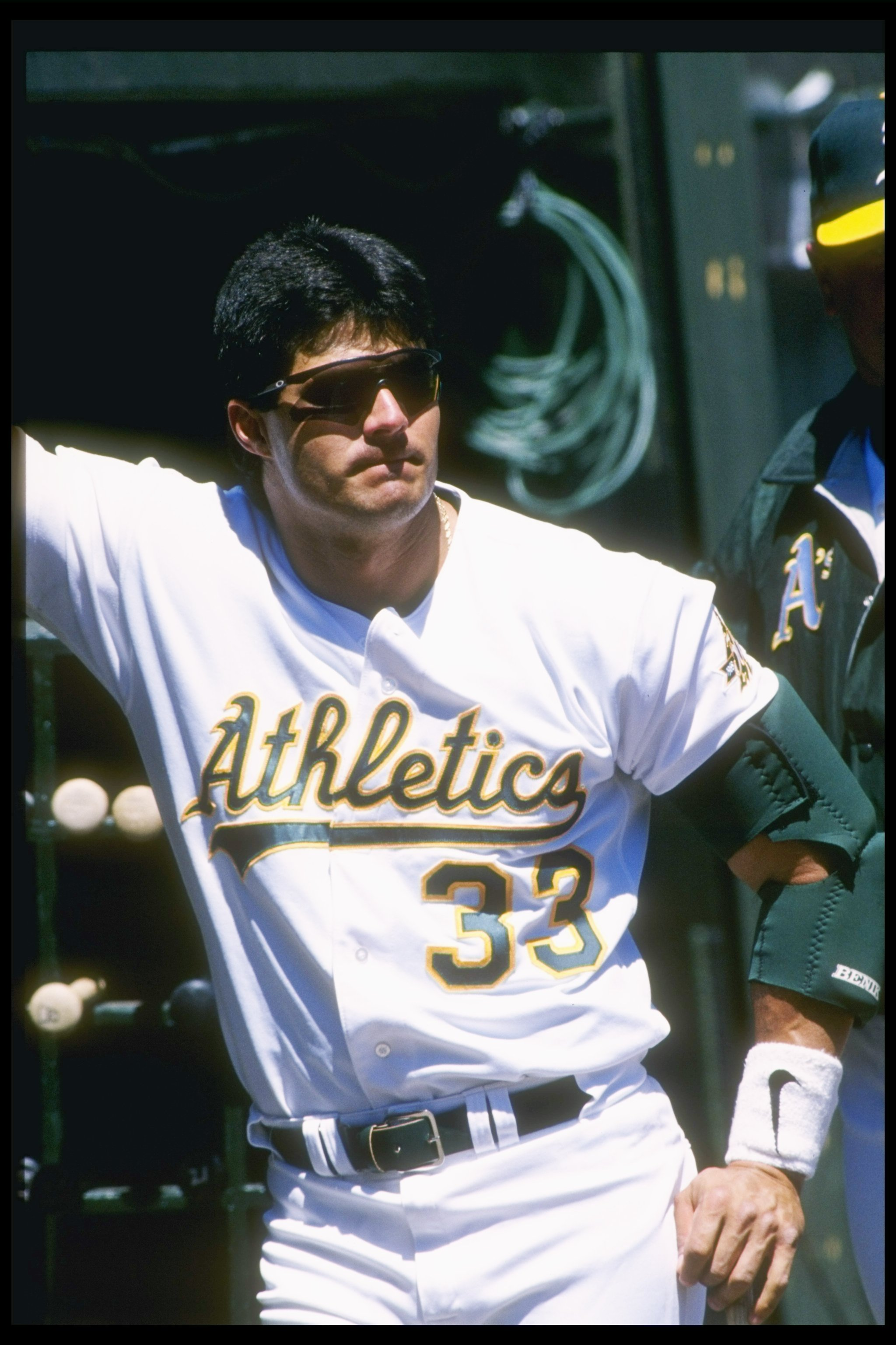 half off f1eda f6f64 Jose Canseco and the 10 Biggest Personalities in Oakland A's ...