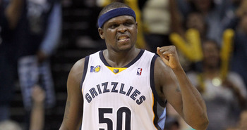 Zach Randolph and the Grizzlies could do some damage in the 2012 playoffs.