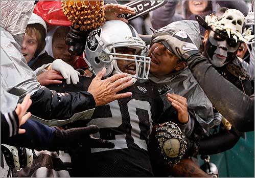 D-Mac has a great chance to be what all Raider fans expected from him!