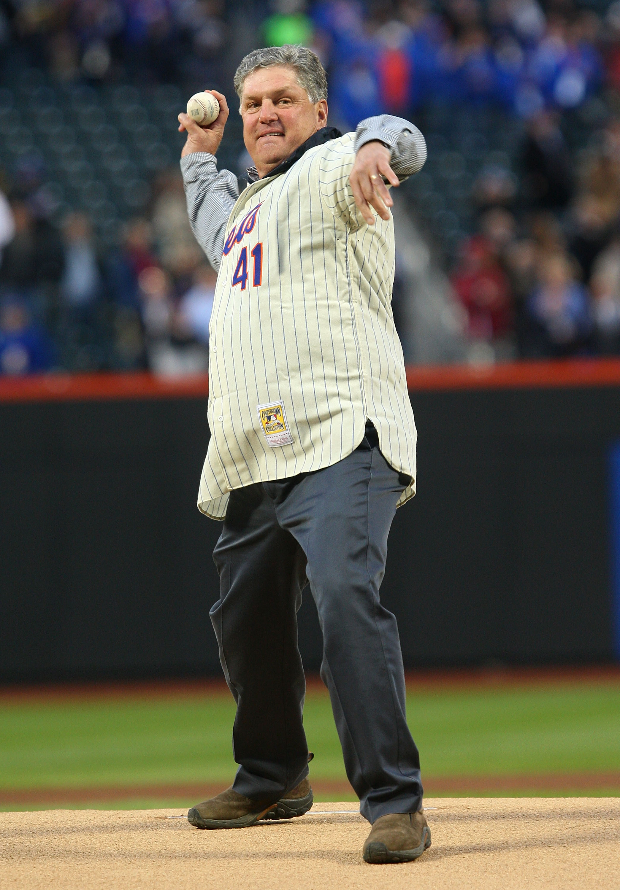 An out of shape Tom Seaver