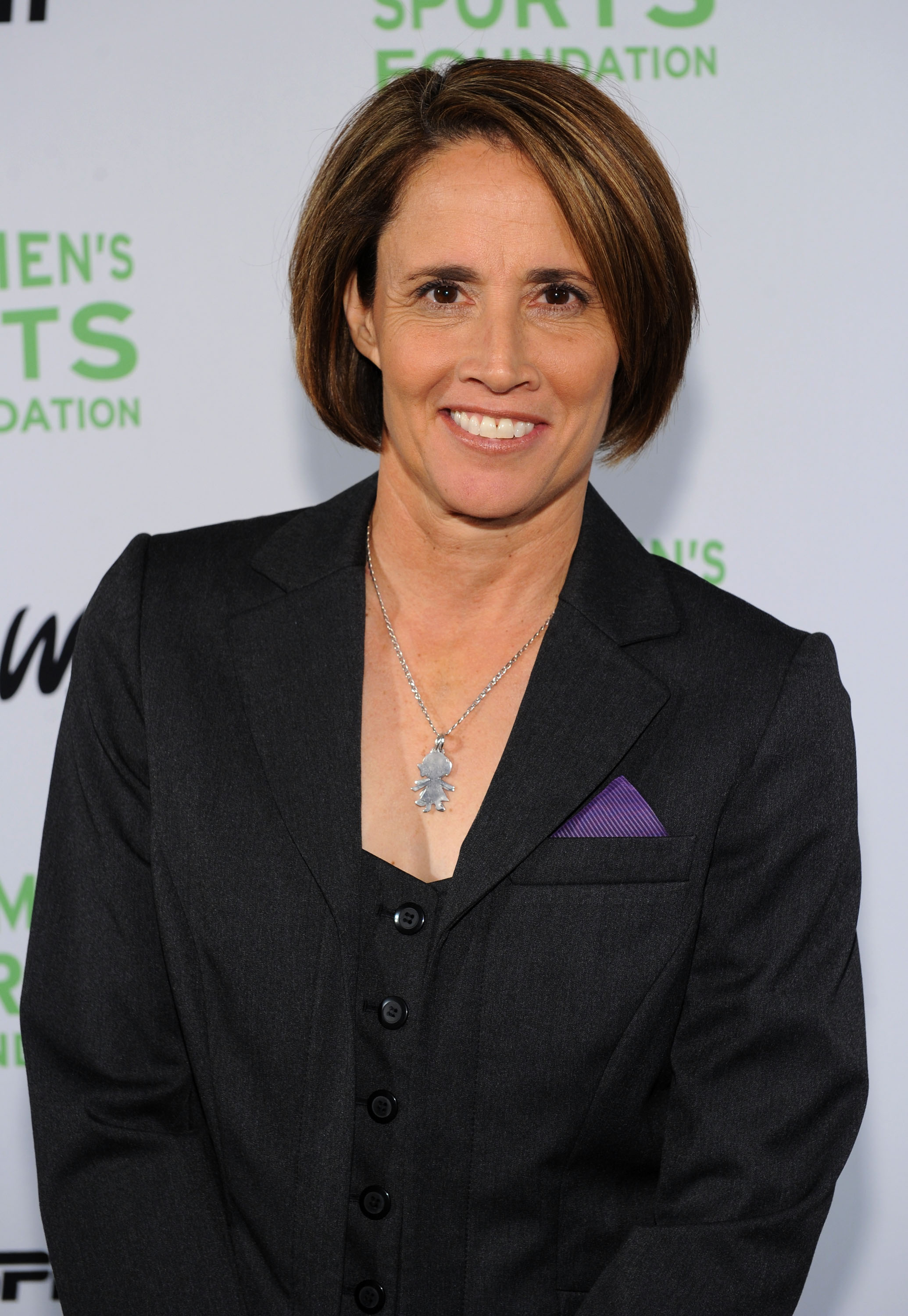 NEW YORK - OCTOBER 12:  Sports journalist and host Mary Carillo attends the 31st Annual Salute to Women in Sports gala at The Waldorf-Astoria on October 12, 2010 in New York City.  (Photo by Bryan Bedder/Getty Images)