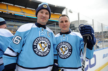 Mario Lemieux, Paul Coffey