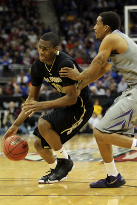 KANSAS CITY, MO - MARCH 10:  Alec Burks #10 of the Colorado Buffaloes drives with the ball against the Kansas State Wildcats during their quarterfinal game in the 2011 Phillips 66 Big 12 Men's Basketball Tournament at Sprint Center on March 10, 2011 in Ka
