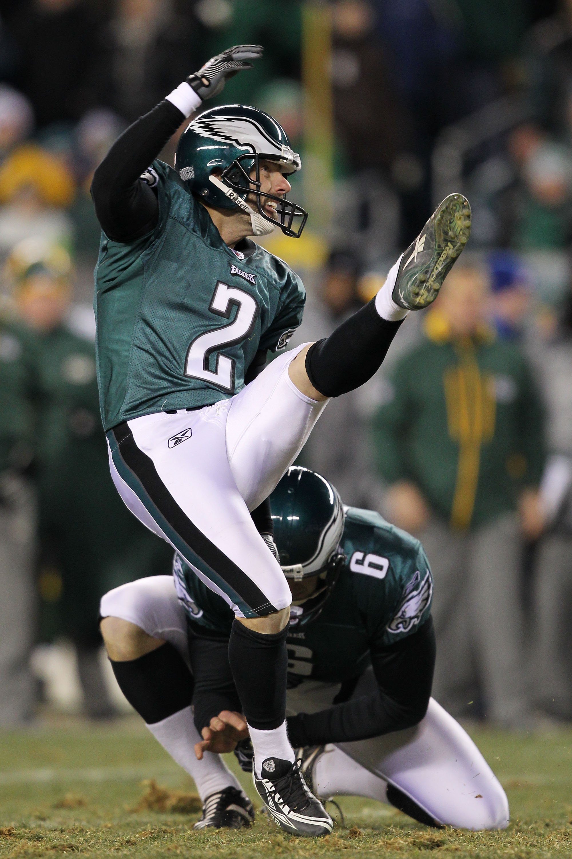 cda980c5f13 Philadelphia Eagles: Top 50 Players in Franchise History | Bleacher ...