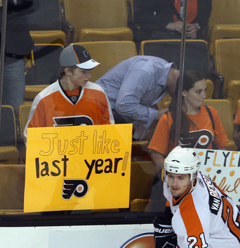 Just like the previous year, the Flyers once again come up empty in the first round of the 1981 draft