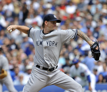A.J. Burnett has seen a resurgence of sorts in 2011, but he shouldn't have to be New York's best pitcher behind C.C. Sabathia.