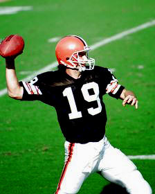Among All Of The Adored Players In Browns History There Is Perhaps No One More Beloved Than QB Bernie Kosar Who Nearly Led To Super Bowl