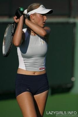 Hot Females Tennis Players Blog: Female Tennis Players Boobs