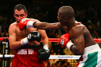 Floyd Mayweather vs. Oscar de la Hoya