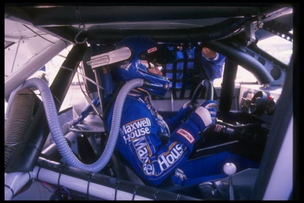 1993: NASCAR driver Bobby Labonte.