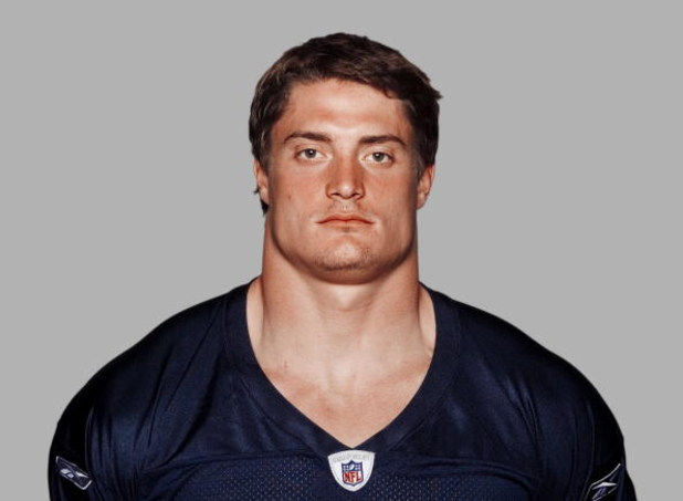 ORCHARD PARK, NY - 2008:  Paul Posluszny of the Buffalo Bills poses for his 2008 NFL headshot at photo day in Orchard Park, New York.  (Photo by Getty Images)