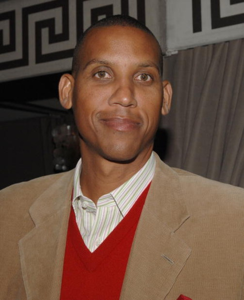 HOLLYWOOD - NOVEMBER 12:  Former NBA player Reggie Miller attends the after party following the premiere of Screen Gems 'This Christmas'  on November 12, 2007 in Hollywood, California.  (Photo by Stephen Shugerman/Getty Images)